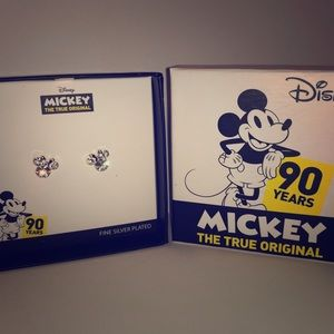 Disney's Mickey Mouse 90th Anniversary Earrings